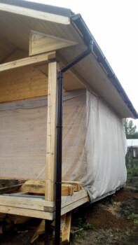 Проект бани 4х6м ББ-07