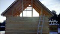 Проект дома 4х6м ДБ-01