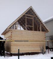 Проект дома 6х6м ДБ-26