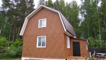 Проект дома 6х6 ДБ-29