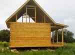 Проект дома 6х8м ДБ-07