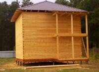 Проект дома 8х8м ДБ-53