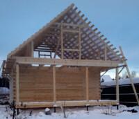 Проект дома 8х9м ДБ-13