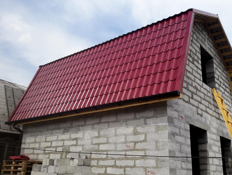 Проект дома 6х6м ДП-05