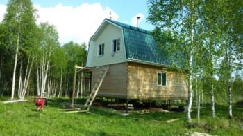 Проект дома 8х8м ДБ-56